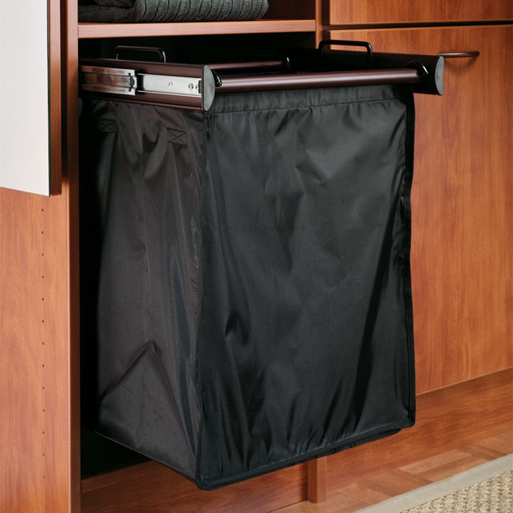 Synergy Pull Out Laundry Hamper Laundryhamper