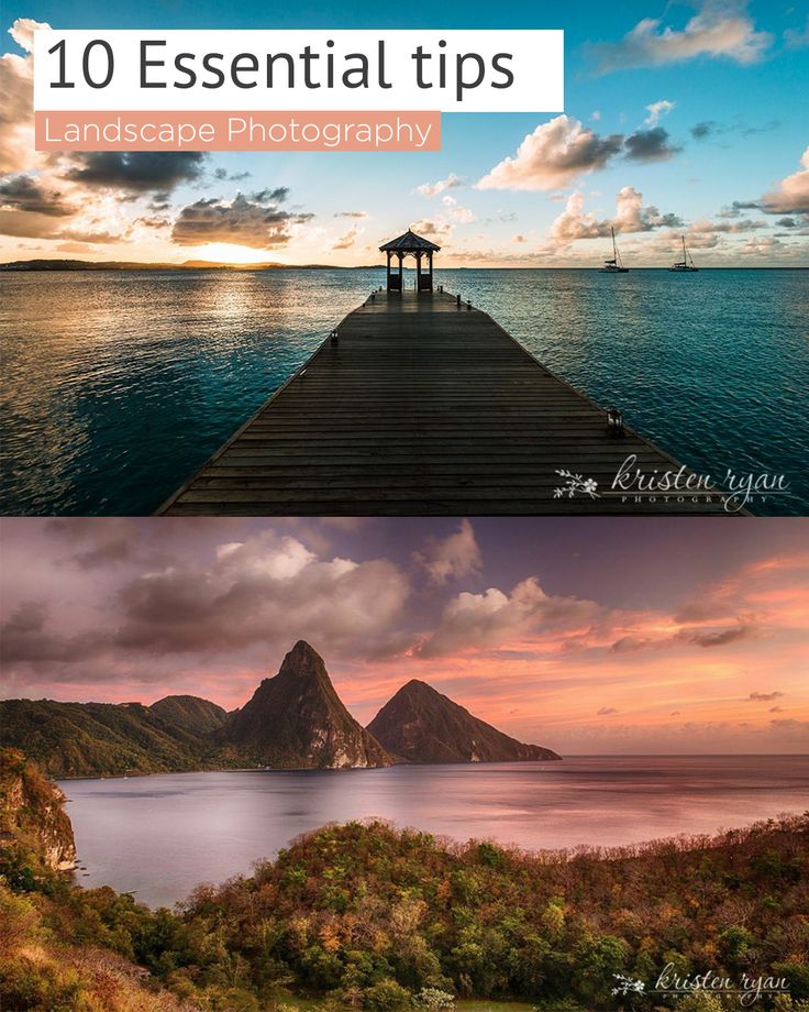Landscape photography by Kristen Ryan via Click it Up a Notch