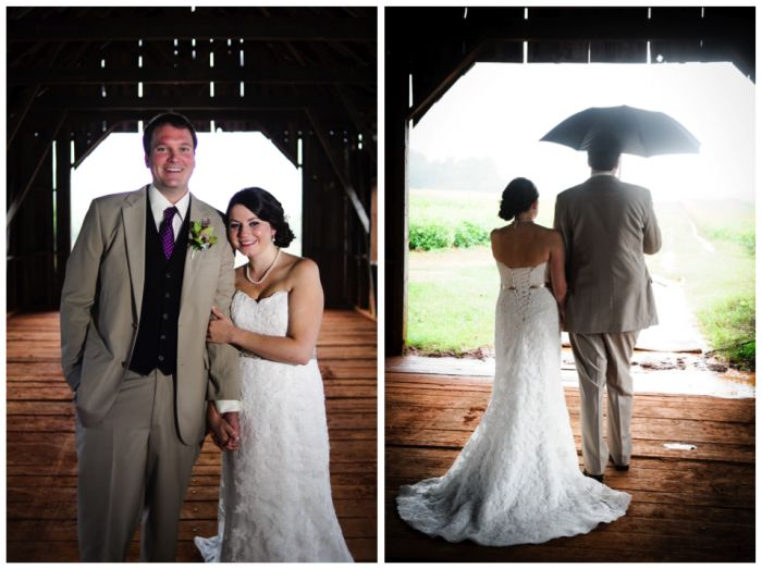 Wedding Day Rain Plan Adaumont Farm Autumn Song Photography Greensboro North Carolina Planner Leigh Pearce Weddings