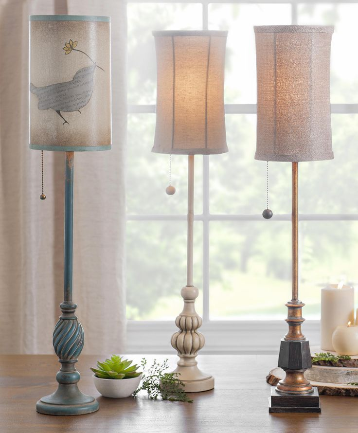 light up your home for the new year when you shop buffet lamps from at