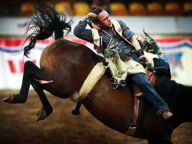 Rodeo Finals in Tamworth