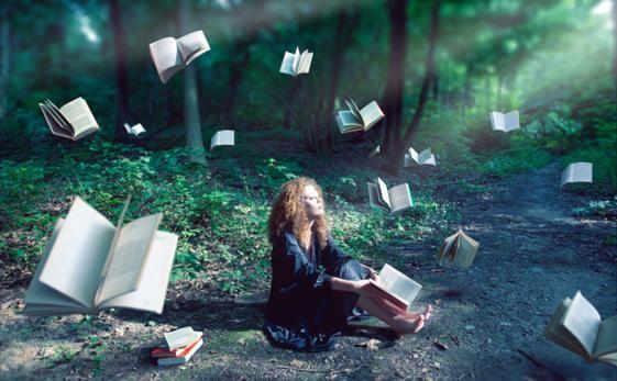 """I dati di vendita dei libri confermano il sentir comune: è il genere femminile quello che """"divora più libri""""."""
