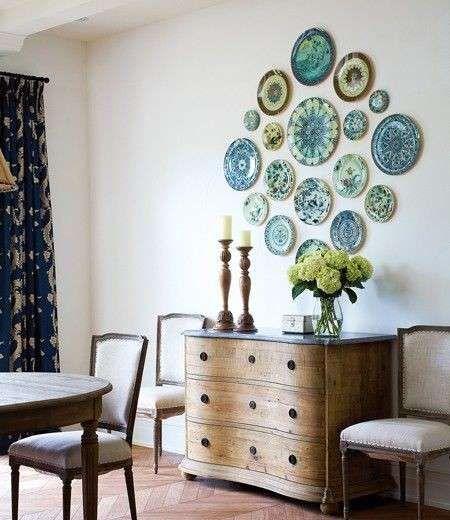 Oltre 25 fantastiche idee su decorazioni della parete su - Quadri per sala da pranzo ...
