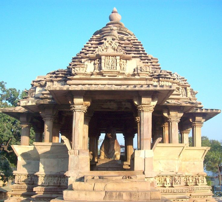 Varah Temple in Khajuraho is one of the 22 remaining temples. The temple is dedicated to Varah, incarnation of Lord Vishnu.