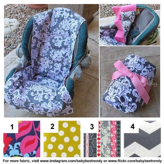 Made to Order  Cool Bottoms Car Seat Cooler  YOU by babybeetrendy - I need one of these!!!!