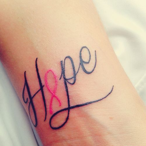1000 ideas about cancer tattoos on pinterest breast cancer tattoos cancer ribbon tattoos and. Black Bedroom Furniture Sets. Home Design Ideas