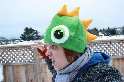 Un bonnet de monstre « Blog de Petit Citron