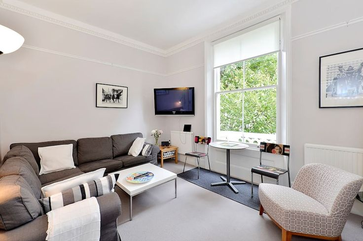 Check out this awesome listing on Airbnb: Spacious 1st floor Portobello London - Apartments for Rent in London
