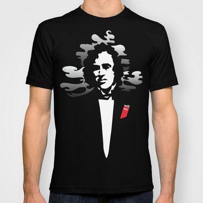 BongFather T-shirt by BunBun Supreme - $22.00