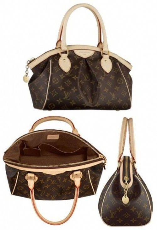 f7d8025ed614 Tivoli PM Louis Vuitton Bag -  1