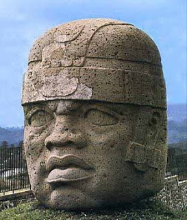 The Olmec were the first major civilization in Mexico