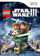 LEGO Star Wars III: Wherein I look into my future - the boys will probably like this.  Probably...