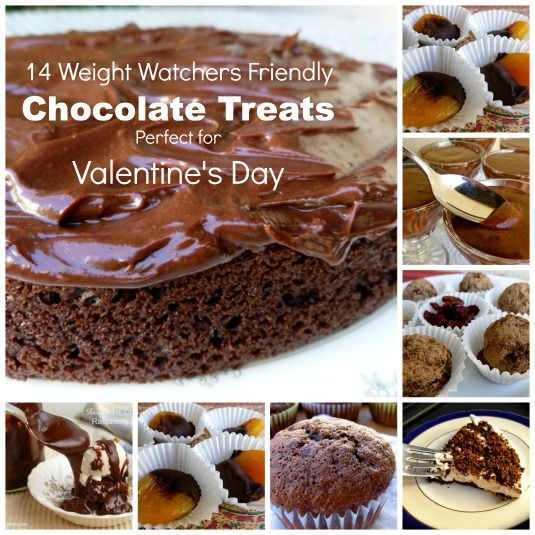 Weight Watchers Friendly Chocolate   Weight Watchers Friendly Recipes #WeightWatchers #Chocolate #Valentines