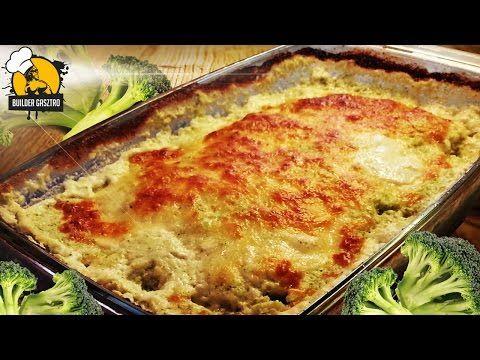 Csirkemell, sajtos brokkoli szószban - YouTube