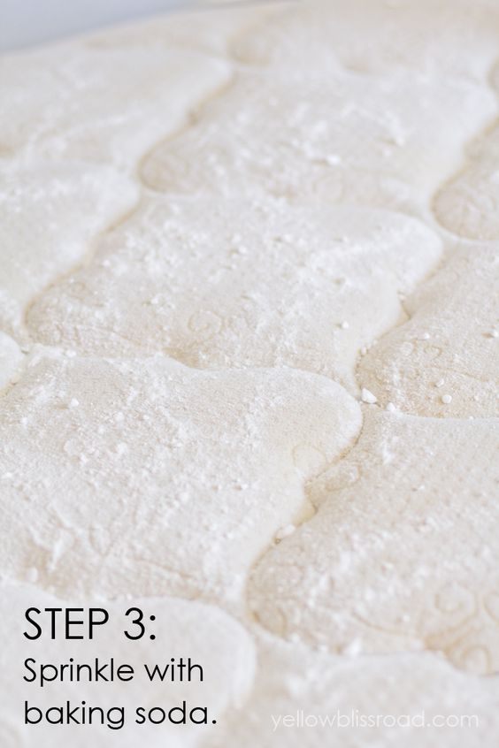 It's unfortunate that I have to pin this, but as a mom, it's just necessary. How to clean urine/stains off a mattress. Simple steps that are environmentally friendly.