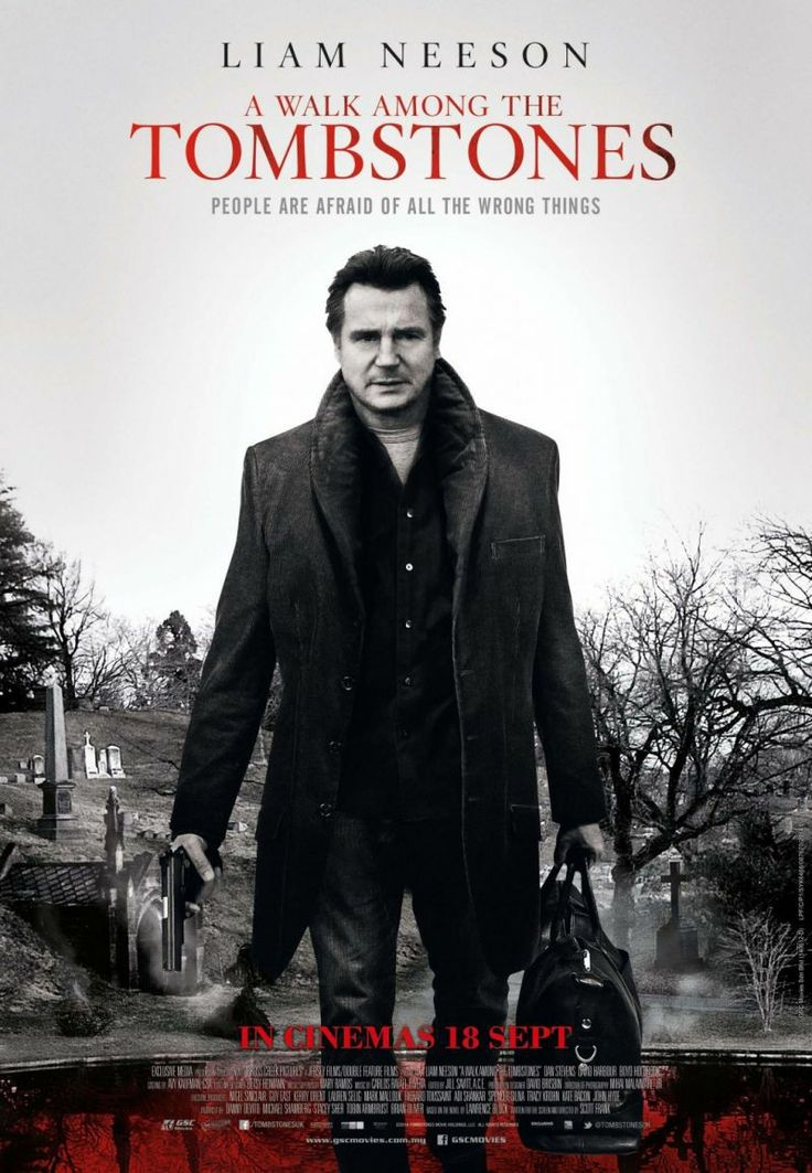 A Walk among the Tombstones (2014) in 2020 Liam neeson
