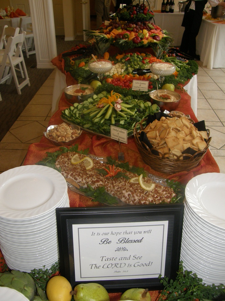 Recipes For Graduation Party Food
