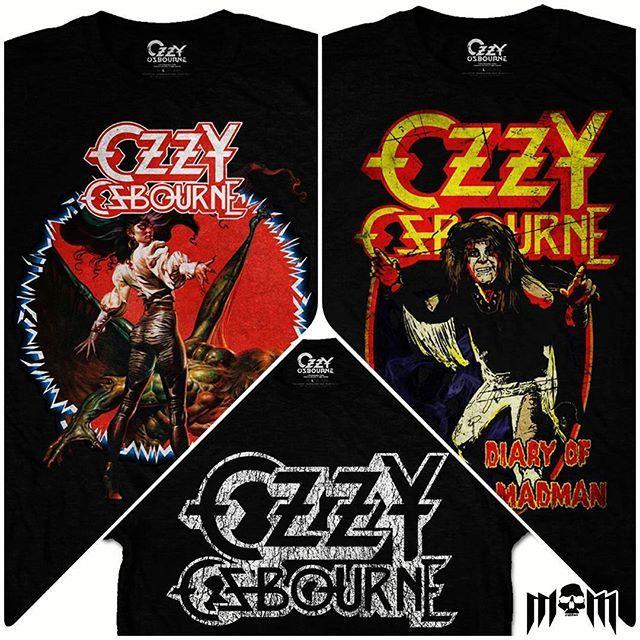 Tricouri originale Ozzy Osbourne. www.metalheadmerch.ro #romania #tricou #tricouri #ozzy #ozzyosbourne