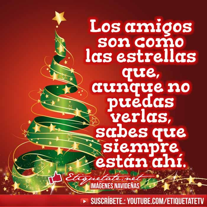 Feliz Navidad Amigos Sois Como Estrellas Feliz Navidad