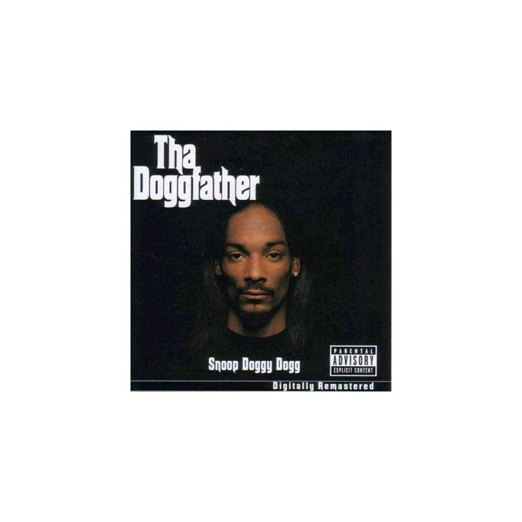Snoop Dogg - Tha Doggfather [Explicit Lyrics] (Vinyl)