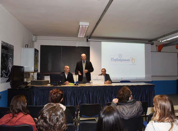 18/1/2017. Presentazione Logo 70° Anniversario Confartigianato Imprese Arezzo