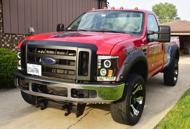 Excellent condition 2009 Ford F 350 monster truck