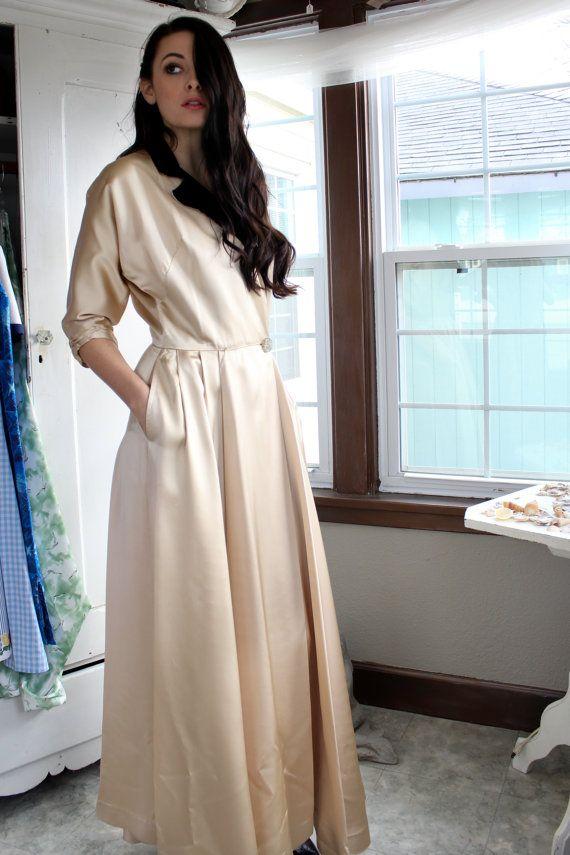 Exelent Velvet Dressing Gowns Ensign - Images for wedding gown ideas ...