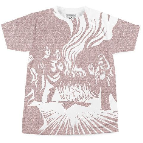 Coolest shirts ever! I can't pick just one... Macbeth | Book T-Shirt | Litographs