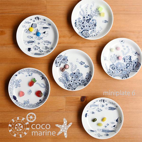 波佐見焼 natural69 cocomarineシリーズ<Dots>