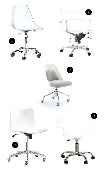 clear desk chairs wicker chair with ottoman ikea best home office desks simple design