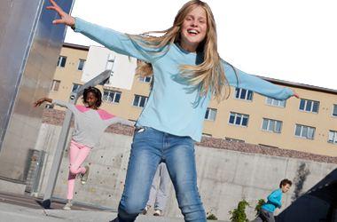 Fysisk aktivitet i skolen