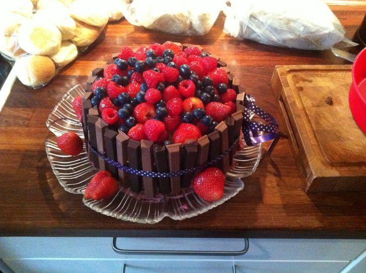 Birthdaycake for my son.