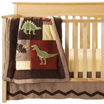 Dinosaurs Crib Bedding Sets And Crib Bedding On Pinterest