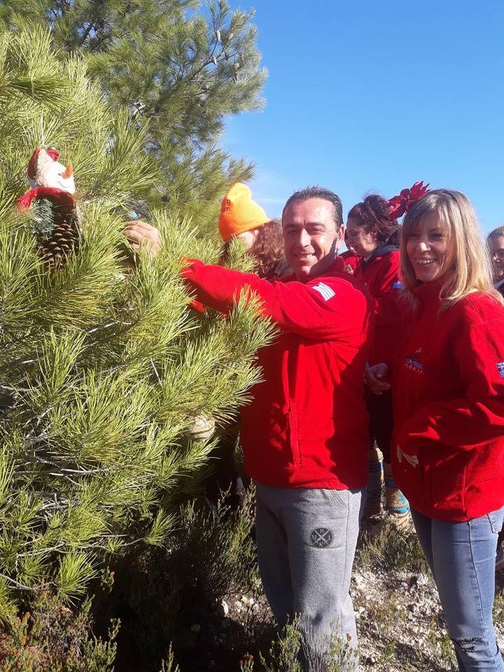 Χριστούγεννα στη Βάση Ετοιμότητας Σάρτης Ο.Φ.Κ.Α.Θ -ΦΩΤΟ- - Τα Νέα της Χαλκιδικής - Η έγκυρη ειδησιογραφία της Χαλκιδικής