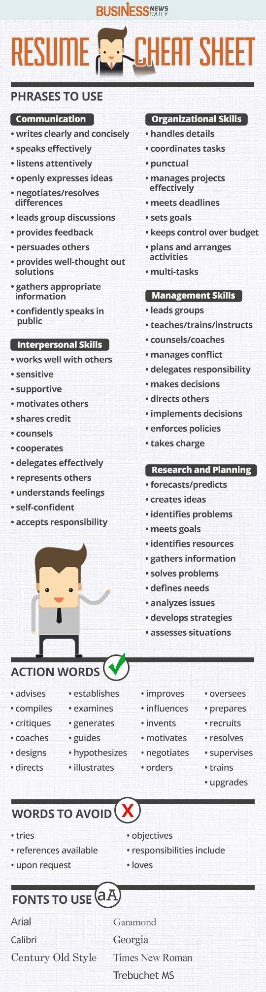 top 25 ideas about resumes creative infographic resume pointers