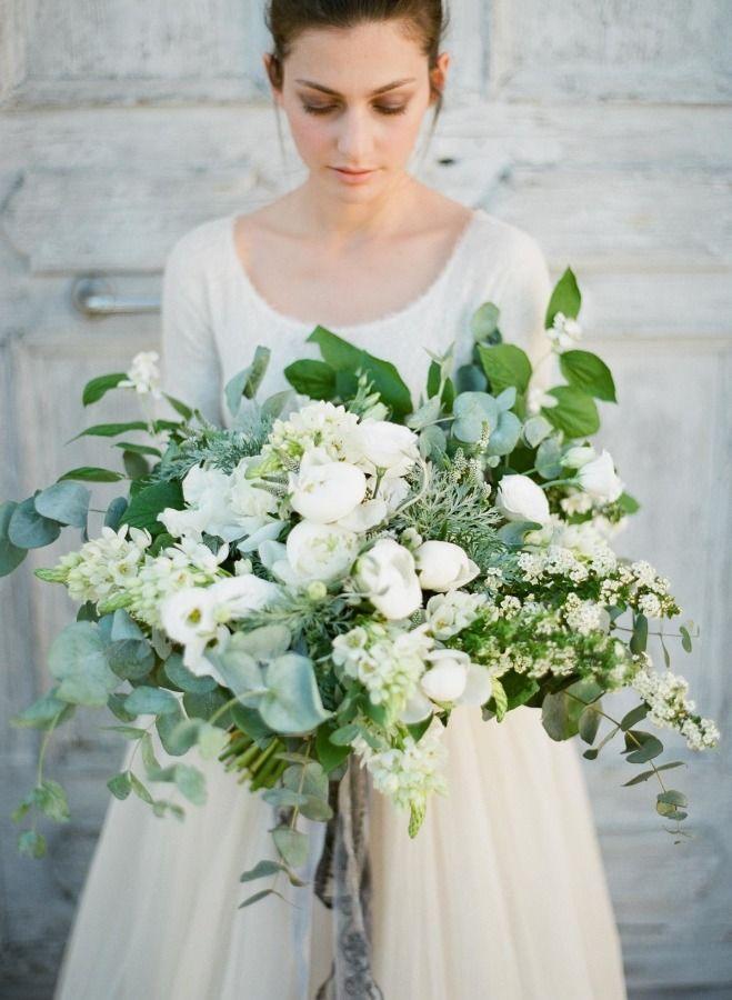 A bouquet oasis: http://www.stylemepretty.com/2015/09/14/romantic-italian-villa-wedding-inspiration-2/ | Photography: Greg Finck - http://www.gregfinck.com/