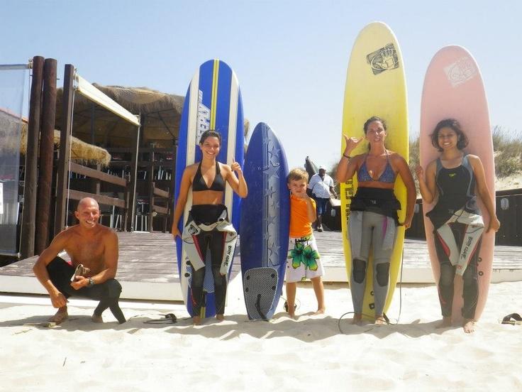 Surf Lesson - Nova Vaga Surfschool
