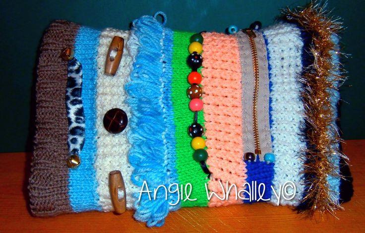 2nd Knitted Twiddlemuff :)