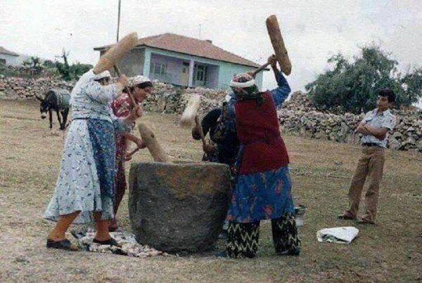 Anadolu da kadın olmak, Dövme döven kadınlar
