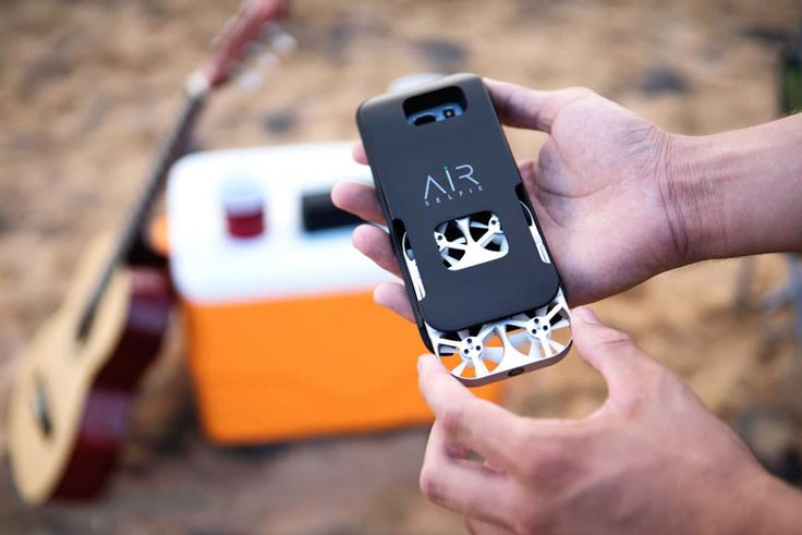 """AirSelfie Drone Mocks Your Selfie Stick From Up To 20 Feet In The Air With Beautiful HD Photos, Video  #drone #selfie #tech Ever since painter Robert Cornelius committed what historians recognize as the world's very first """"photographic"""" self-portrait to canvas in 1839..."""