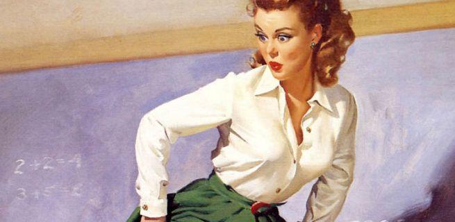 Styl, elegancja, szyk – ideał kobiecego piękna lat 40. - Kobiecosc.info