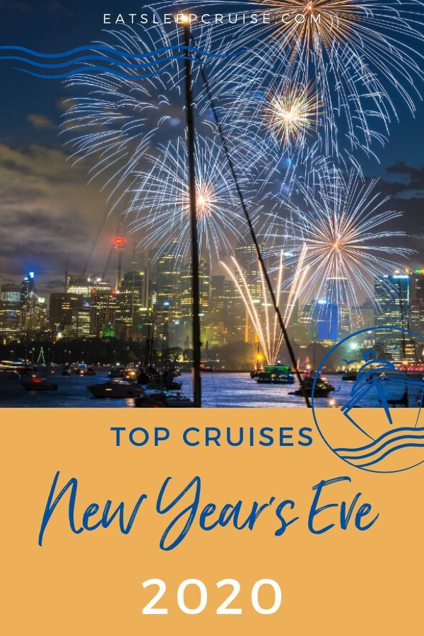 Top New Year's Eve Cruises to Ring in 2020 | New years eve cruises