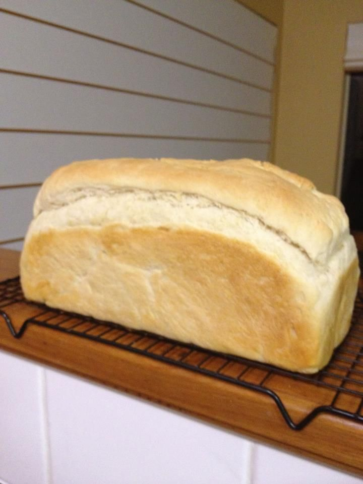 Easy Everyday White Bread