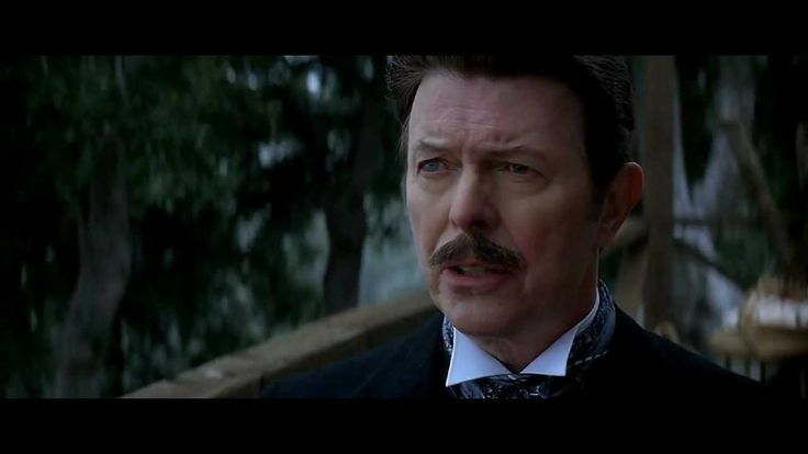 "tesla dialoge -- the prestige (2006) - and it was the anniversary of Tesla's death only a few days ago. Two geniuses onto the next adventure """"These things never quite work as you expect them to, Mr Angier, that's one of the principle beauty's of science."" Nikola Tesla, The Prestige, David Bowie"