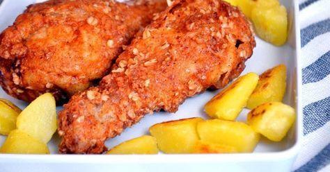 Куриные ножки (а-ля KFC)