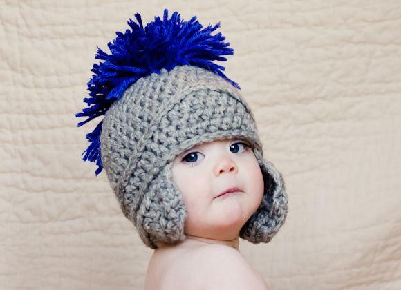 Divertidos gorros de crochet para niños: http://diarioartesanal.com/2014/08/23/divertidos-gorros-de-crochet-para-bebes/