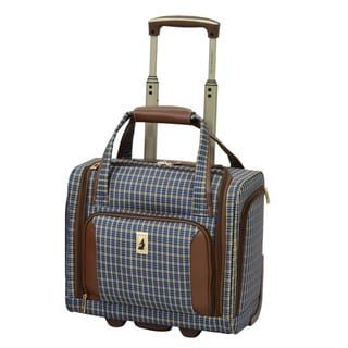 "Shop for London Fog Kensington 15"" Under The Seat Bag. Get free delivery at Overstock.com - Your Online Luggage Store! Get 5% in rewards with Club O! - 23839383"