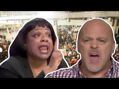 (2678) Loudmouth Lady Is Living In A Dream Land !! - YouTube