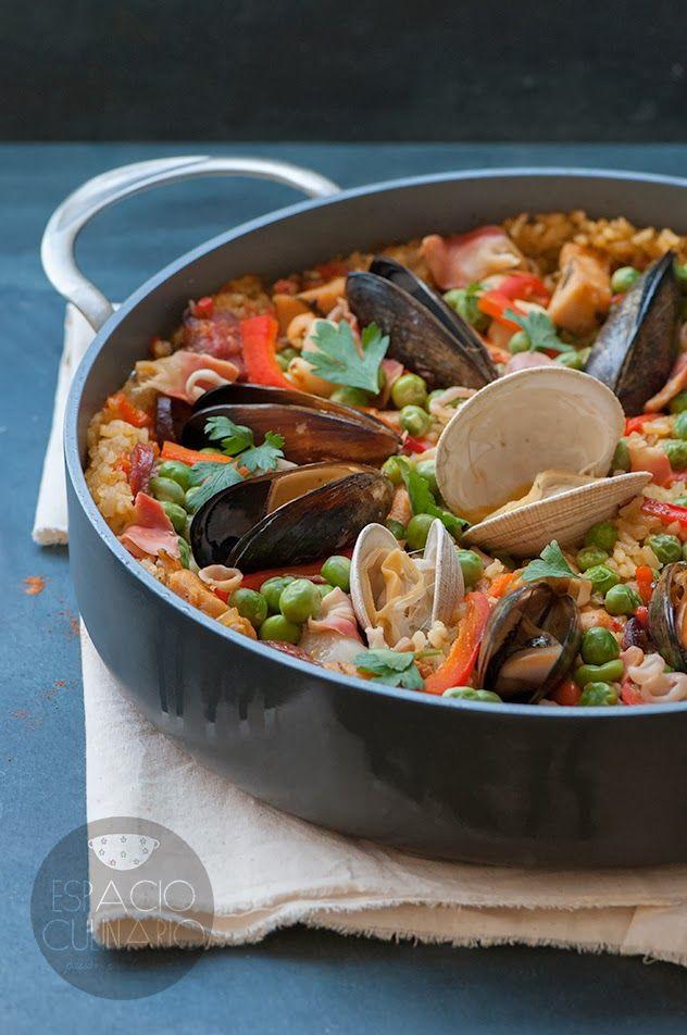 Espacio Culinario: Paella