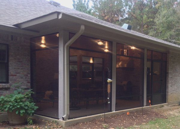 Photos Of Patio Covers, Awnings, Screen Room And Glass Room Enclosures | Baton  Rouge